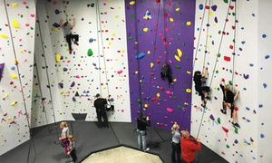 Climb Lafayette: First-Time Climbing Pass for Two or Four, or One-Month Membership to Climb Lafayette (Up to 45% Off)