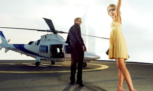 Dubai Tours: Dubai Helicopter Flight for One or Two with Dubai Tours