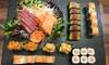 Exquisite Sushi-Platte