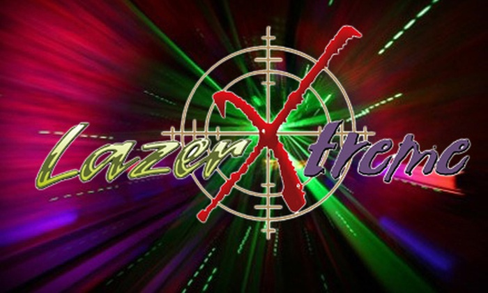 Lazer Xtreme Family Amusement Center - Middleburg Heights: $10 for Three Games of Laser Tag at Lazer Xtreme Family Amusement Center ($19.99 Value)