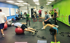 Flemington Boot Camps: Four, Six, or Eight Weeks of Boot-Camp Classes at Flemington Boot Camps (Up to 88% Off)