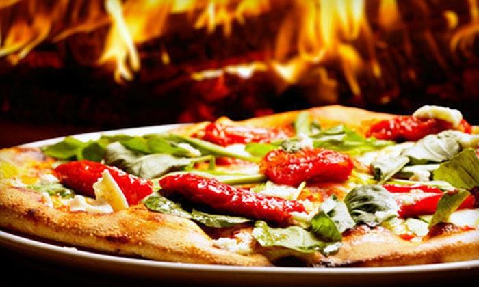 Giovanni's Coal Fire Pizza - Parkland: $15 for $30 Worth of Italian Food at Giovanni's Coal Fire Pizza –Parkland Location