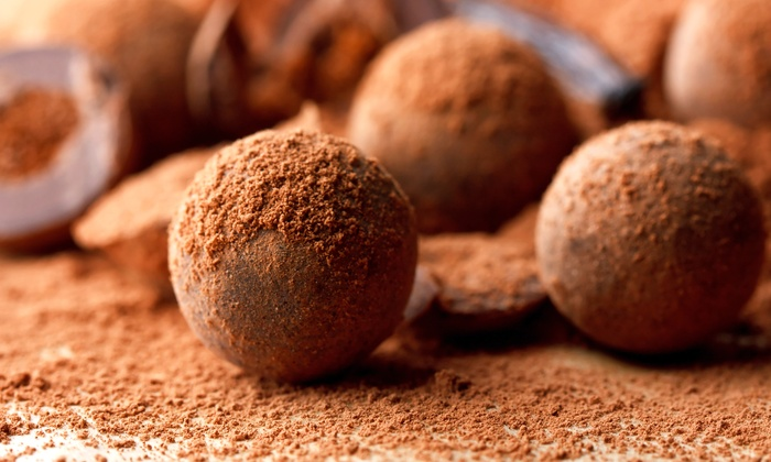 The Local Epicurean - Heartside-Downtown Grand Rapids: $59 for Chocolate-Truffle-Making Class for Two with Champagne at The Local Epicurean ($118 Value)