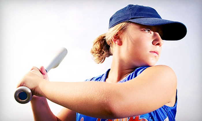 Better Baseball - Fair Oaks: One Hour of Batting-Cage Time for One or Two or $20 for $40 Worth of Baseball and Softball Gear at Better Baseball