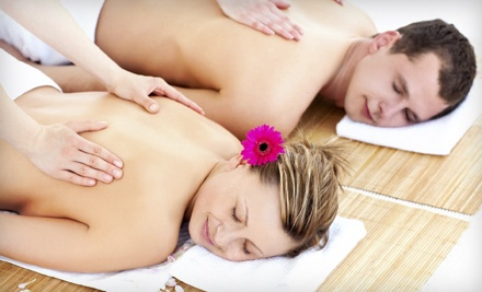 60-minute couples massage