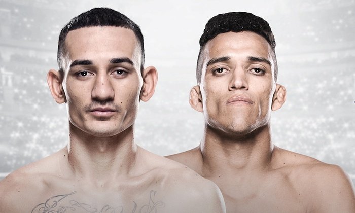 UFC Fight Night - SaskTel Centre: One Ticket to UFC Fight Night on August 23, at 4 p.m. Presented by SaskTel