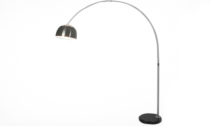 Lampada ad arco anni lampade da terra lampade negozio