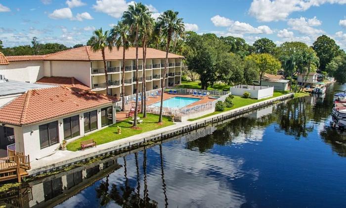 null - Naples: Stay at Lake Tarpon Resort in Palm Harbor, FL