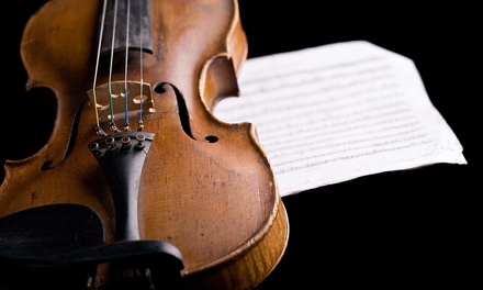 Southern Arizona Symphony Orchestra Concert at Pima College on Monday, May 12 (Up to 50% Off)