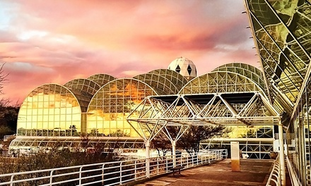 Visit for Two, Four, Six, or Eight at Biosphere 2 (Up to 36% Off)
