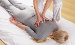 Energy Reconnection: CC$49 for CC$85 Worth of 60 min Shiatsu Massage at Energy Reconnection
