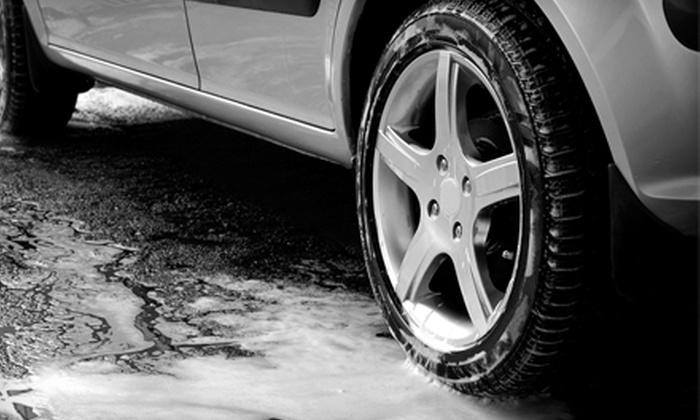 Diamond Finish Car Wash - Mission: $45 for a Supreme-Detailing Package at Diamond Finish Car Wash ($89.95 Value)