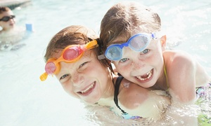 Alsaa: Swimming Pool Family Pass for Two Adults and Up to Three Children at Alsaa, Dublin Airport (37% Off)