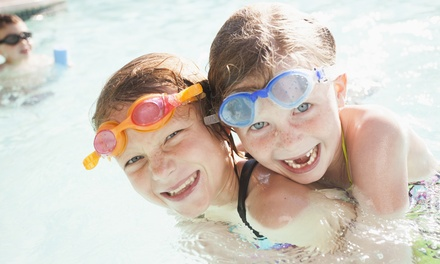 5, 10, or 20 Swimming Lessons at Krueger Municipal Pool (Up to 60% Off).