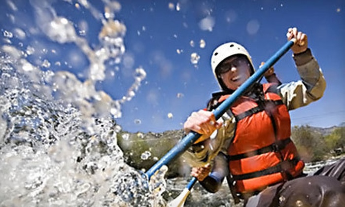 Potomac Paddlesports - Washington DC: Whitewater-Rafting Trip for One or Two from Potomac Paddlesports (Up to 52% Off)