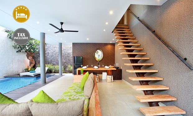 Bali: 5* 3-Bedroom Sandhya Villa 0