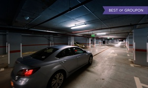 SNAP Indoor Parking Garage: Two or Four Days of Indoor Parking near Newark Airport at SNAP Indoor Parking Garage (Up to 54% Off
