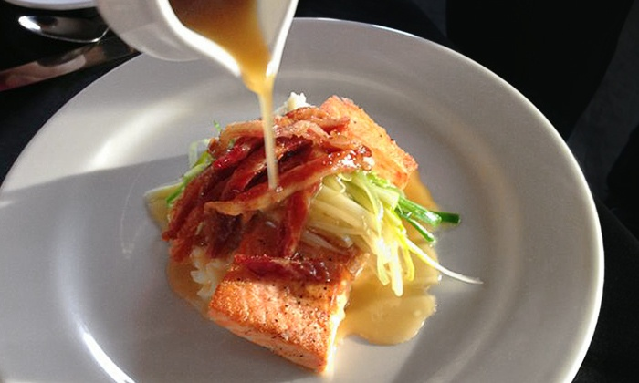 Tiburon Fine Dining - Sandy: $25 for $50 Worth of Upscale American Cuisine at Tiburon Fine Dining
