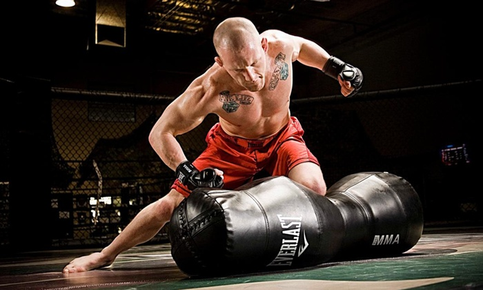 Pound for Pound - Nashville-Davidson metropolitan government (balance): One Month of Unlimited Kids' or Adult MMA Classes at Pound for Pound (Up to 67% Off)