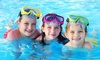 Montsaye Sports and Fitness Centre - Northants: Children's Swimming Party for Up to 30 Guests or Bouncy Castle Party at Montsaye Sports Centre (51% Off)