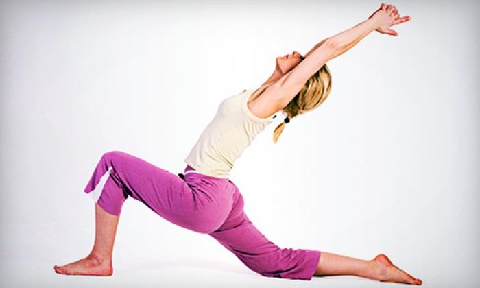 Danvers Yoga Sangha - Danvers: 5 or 10 Yoga Classes at Danvers Yoga Sangha (67% Off)