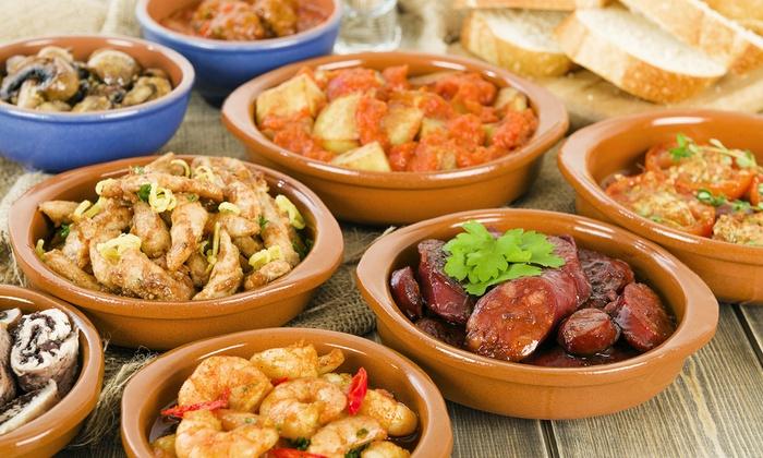 Prepare and Share Spanish Tapas at Taste Buds Kitchen