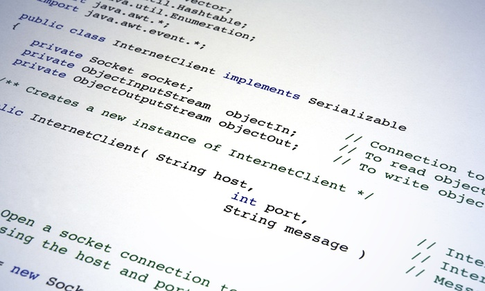 Elastic Engineers: $29 for an Object Oriented Design Course in Java from Elastic Engineers ($99.99 Value)