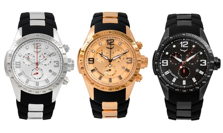 Aquaswiss Trax 6H Men's Watches
