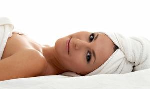 Savvy Skin-Care: Collagen Skin-Rejuvenation Treatment or Full Set of Eyelash Extensions at Savvy Skin-Care (60% Off)