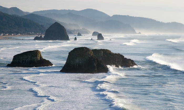 Inn at Cannon Beach - Cannon Beach: 2-Night Stay witha $20Credit to the Wine Shackat Inn at Cannon Beach in Cannon Beach, OR