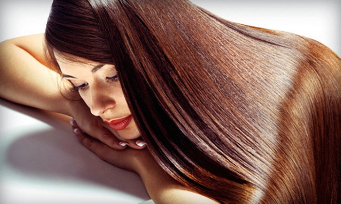 Headlines - Hamden: $99 for a Brazilian Blowout at Headlines in Hamden ($350 Value)
