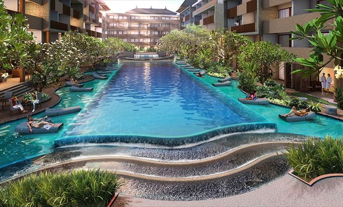 Bali, Kuta: From $156 for a Three-Night Resort Getaway with Breakfast and Airport Transfer at Swiss-Belhotel Tuban Kuta