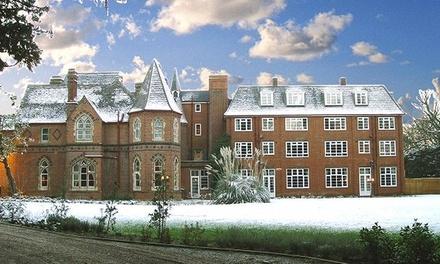 Best Western Abbots Barton Hotel - Accommodation