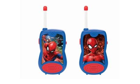 Lexibook Spider-Man Walkie-Talkies