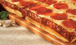 Little Caesar's: $7 for Pizza Meal with Large One-Topping Pizza, Crazy Bread Combo, and Soda ($14.48 Value)