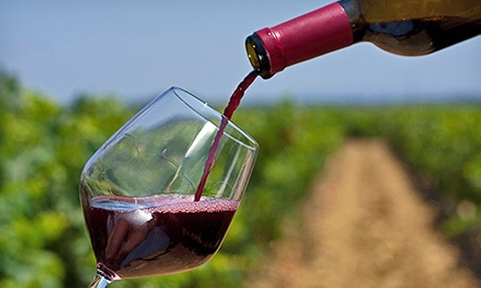 Grand Traverse Tours - Lansing: Five-Hour Chauffeured Wine Tour for 2 or 10 from Grand Traverse Tours (Up to 44% Off)