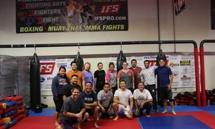 $25 for $100 Worth of Martial-Arts Lessons — Prodigy Jiu Jitsu