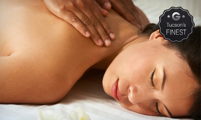 Precision Touch Therapy of Tucson - Marana: 60-Minute Swedish, Deep-Tissue, or Sports Massage at Precision Touch Therapy of Tucson (Up to 55% Off)