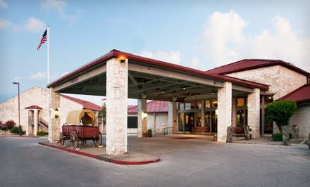 Groupon Deal: Stay with Optional $20 Dining Credit at YO Ranch Hotel and Conference Center in Texas Hill Country; Dates into August