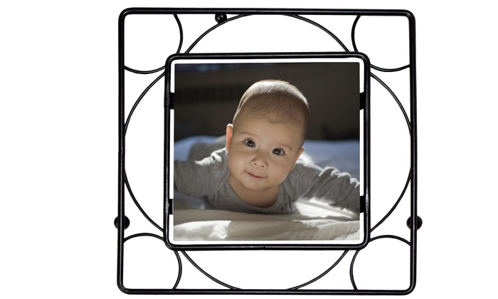 MailPix: $5 for One Personalized Iron Trivet from MailPix ($20 Value)