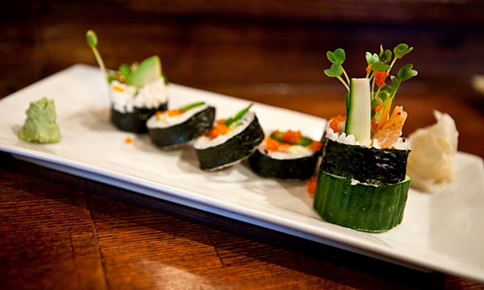 Arigato Japanese Restaurant - La Mesa: Sushi and Japanese Cuisine or Meal for Two at Arigato Japanese Restaurant (Up to 51% Off)