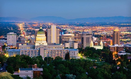 Hotel & Suites near Downtown Salt Lake City