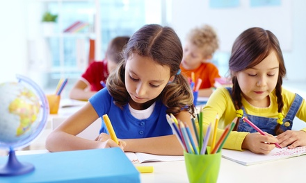 $50for One Week of Half-Day Summer Care at Learning Resource Center ($100 Value)