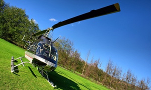 Oasis Tours Operators: Eye in the Sky Helicopter Tour for One or Two from Oasis Tours Operators (30% Off)