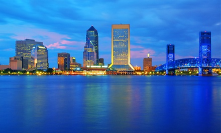 Stay at Wyndham Jacksonville Riverwalk in Jacksonville, FL; Dates into March Available