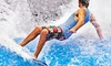 Flowrider and iFly - Downtown Ogden: Two Hours of Flowriding for One or Two at Flowrider (Up to 60% Off)