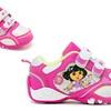 Nickelodeon Dora the Explorer Girls' Light-Up Sneakers