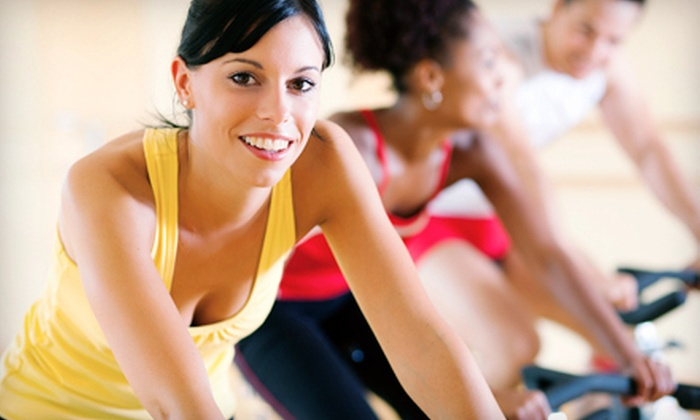 Infinity Fitness - Lansing: 10 or 20 Group Classes or a One-Year Green or Purple Membership at Infinity Fitness (Up to 75% Off)