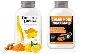 Cure curcuma citron et cumin noir