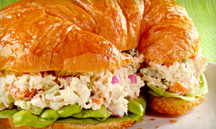 The Grey Goose - Downtown: $10 for $20 Worth of Classic Southern Lunch Cuisine for Two at The Grey Goose in Hampton